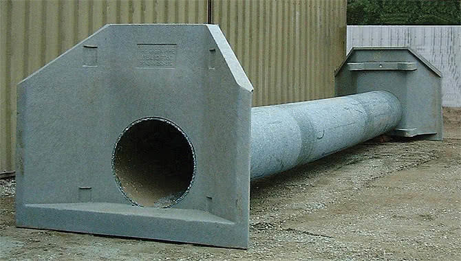The green pipe sydney recycled plastic technology
